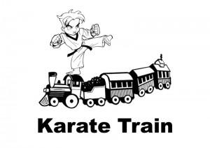 karate train